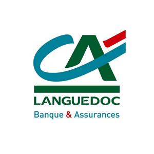 logo Crédit Agricole Languedoc