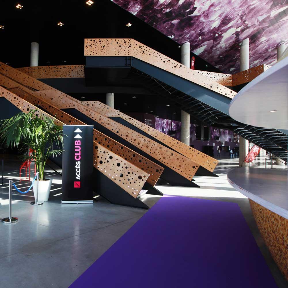 Sud de France Arena Montpellier Offre Club Entreprises