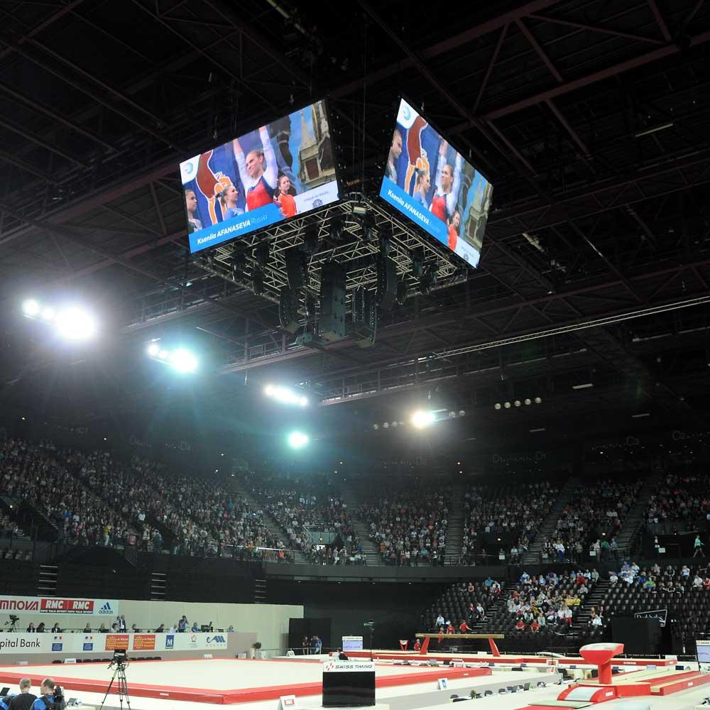 Sud de France Arena Montpellier organisation d'événements sportifs
