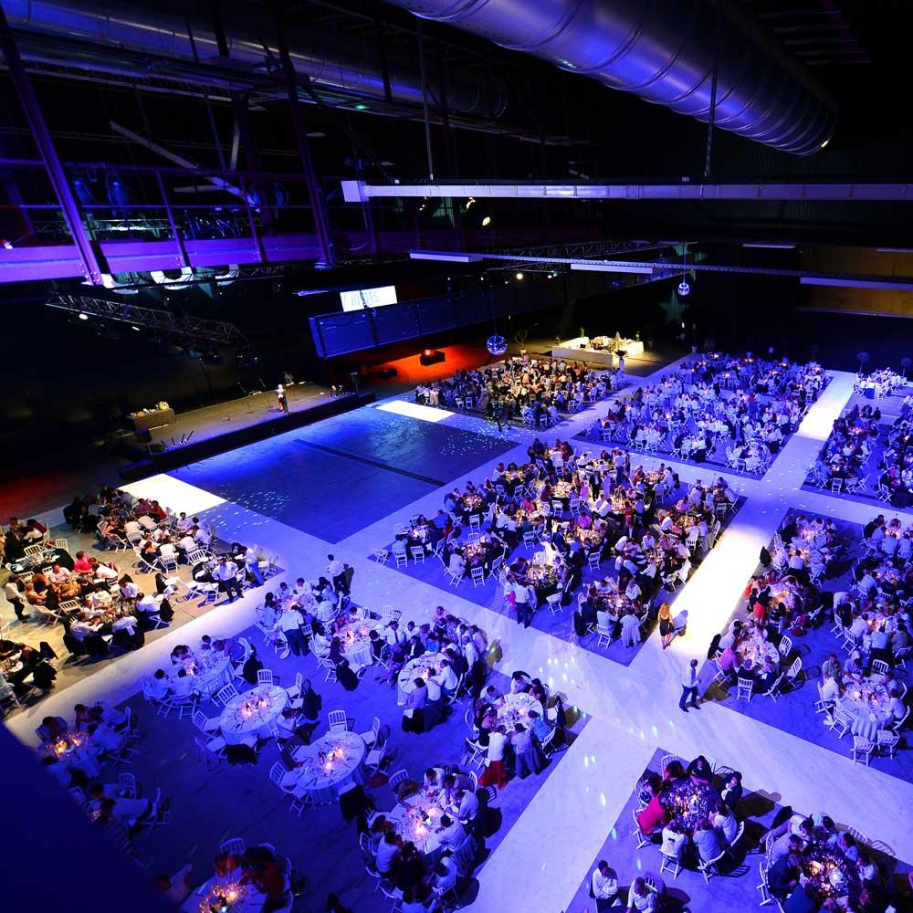 Sud de France Arena Montpellier organisation d'événements