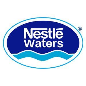 Logo Nestle WATERS